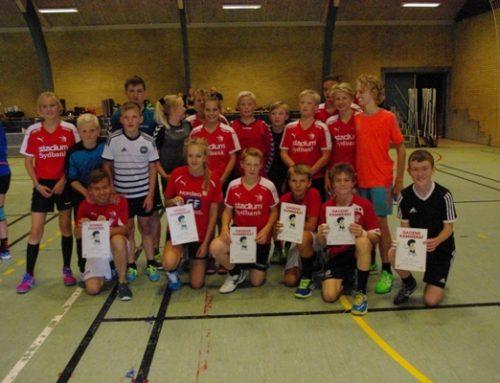 Rask Mølle Håndboldskole 2016