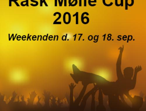 Rask Mølle Cup 2016