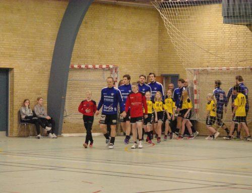 Billeder fra Santander Cup kampen HK 73 – Ribe-Esbjerg