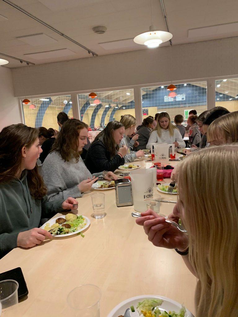 Fællesspisning uge 46 2019