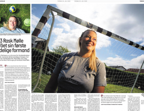 Interview med Jeanette