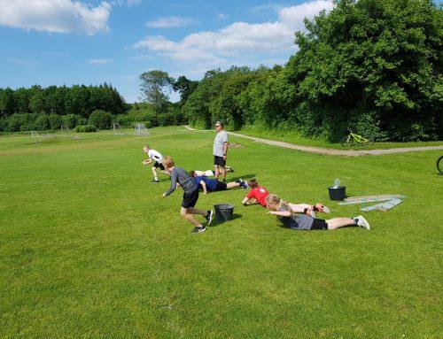 Restriktioner lempes – udendørs idræt tilladt