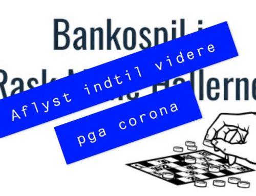 HK 73 Rask Mølles Søndagsbanko: