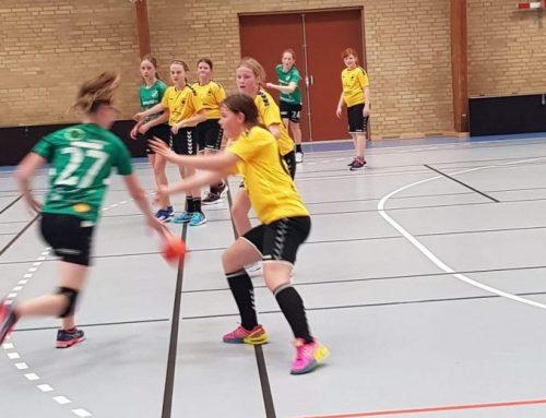 U13 C piger mødte i dag Østbirk